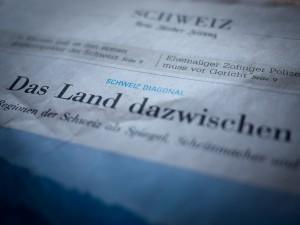 NZZ Schweiz Diagonal